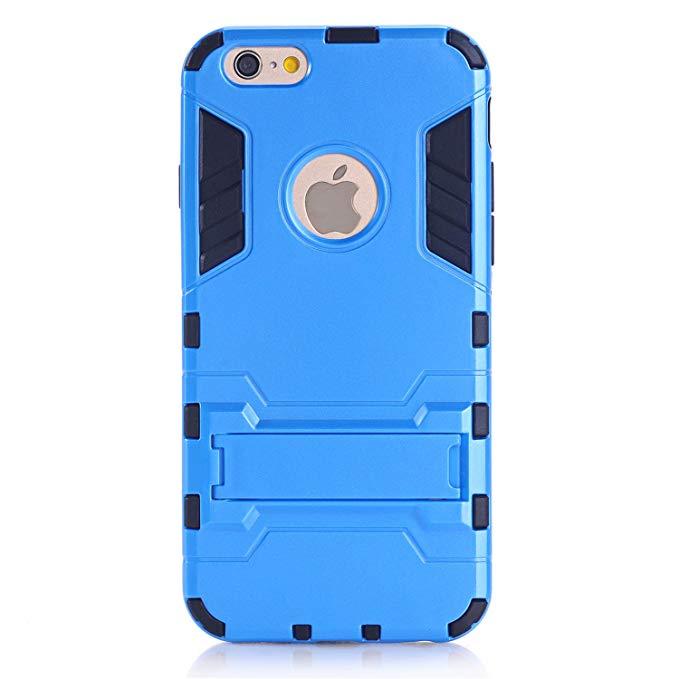 Ikodoo yêu bộ điện thoại di động mát mẻ cho Apple iphone6 / iphone6s 4.7-inch hai lớp composite armo