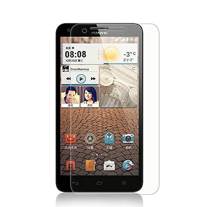 Tiya 2 mảnh Huawei Honor / Glory 3X kính cường lực phim G750 phim điện thoại di động phim tempered p