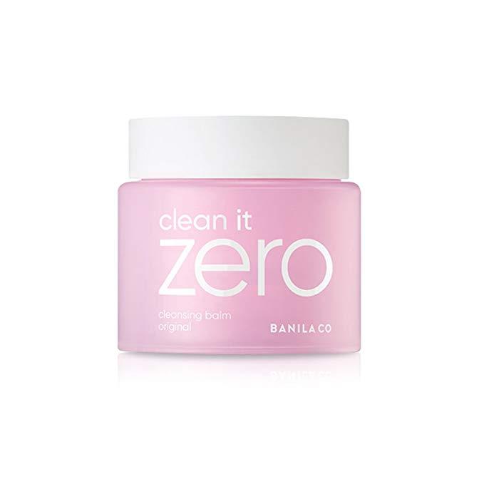 Banila co. Banana Cleansing Cream Softening và Deep Cleansing Pink 180ml / hộp