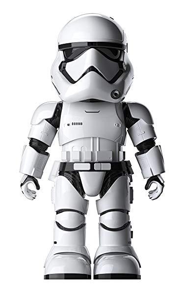 UBTECH Star Wars Order đầu tiên Stormtrooper Robot và ứng dụng Companion