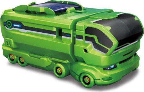 OWI 7-in-1  đồ chơi Robot biến dạng mặt trời