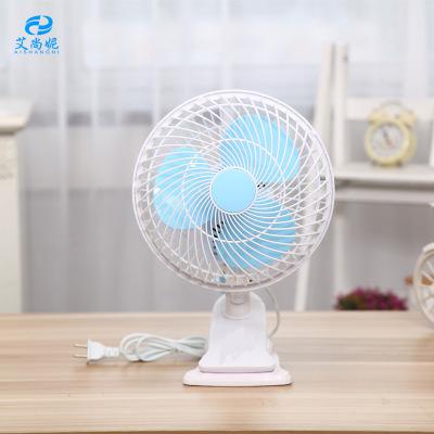 Bán buôn Nổ Quạt Điện Ký Túc Xá Sinh Viên Mini Lắc Head Fan Hâm Mộ Nhỏ Máy Tính Để Bàn Nhà Fan Tiết