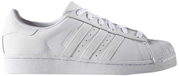 Giày thể thao Adidas trắng Superstar