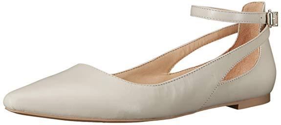 Giày búp bê da cao cấp dành cho nữ , Thương hiệu : Franco sarto.