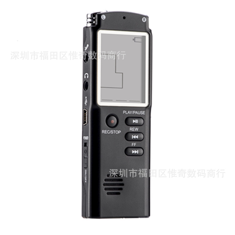Các nhà sản xuất bán bút ghi âm kỹ thuật số bút ghi HD màn hình lớn Amazon cung cấp
