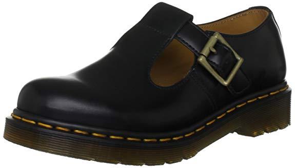 Giày boot bằng Da mềm dành cho Nữ , Thương hiệu : Dr. marten