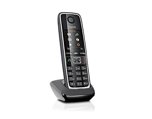 Điện thoại không dây Gigaset C530Hx (DECT), Đen