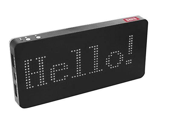 Bảng tin LED lớn và nhỏ với chức năng điện thoại di động Smart Welkam FB10000G