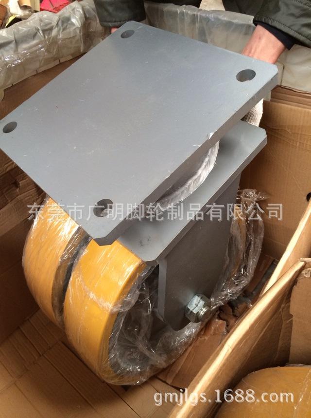 Sản xuất thêm 12 inch (Siêu) nặng 16 inch Phổ vòng cố định hoạt động (Gemellus bánh chịu lực 10 tấn)