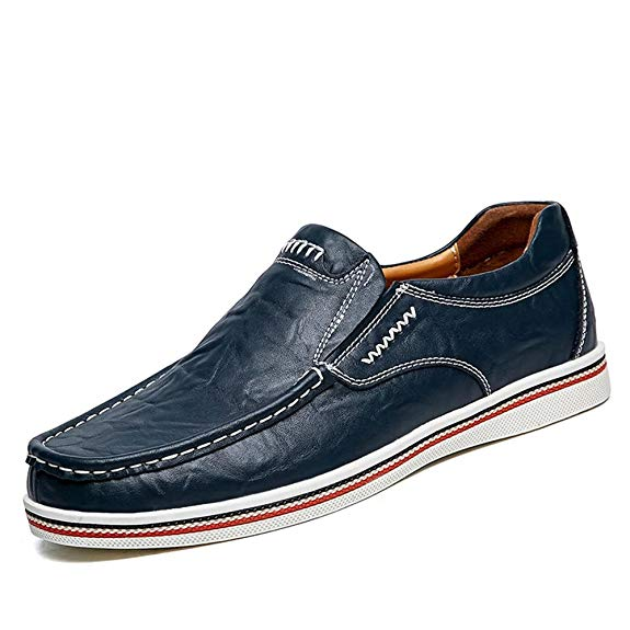 Giày da nam đế thấp kiểu dáng cổ điển Virility LH2389-V