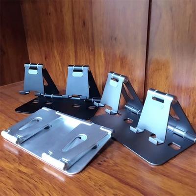 New gấp kim loại đa chức năng máy tính để bàn tablet điện thoại di động bracket Multi-máy ảnh sống k