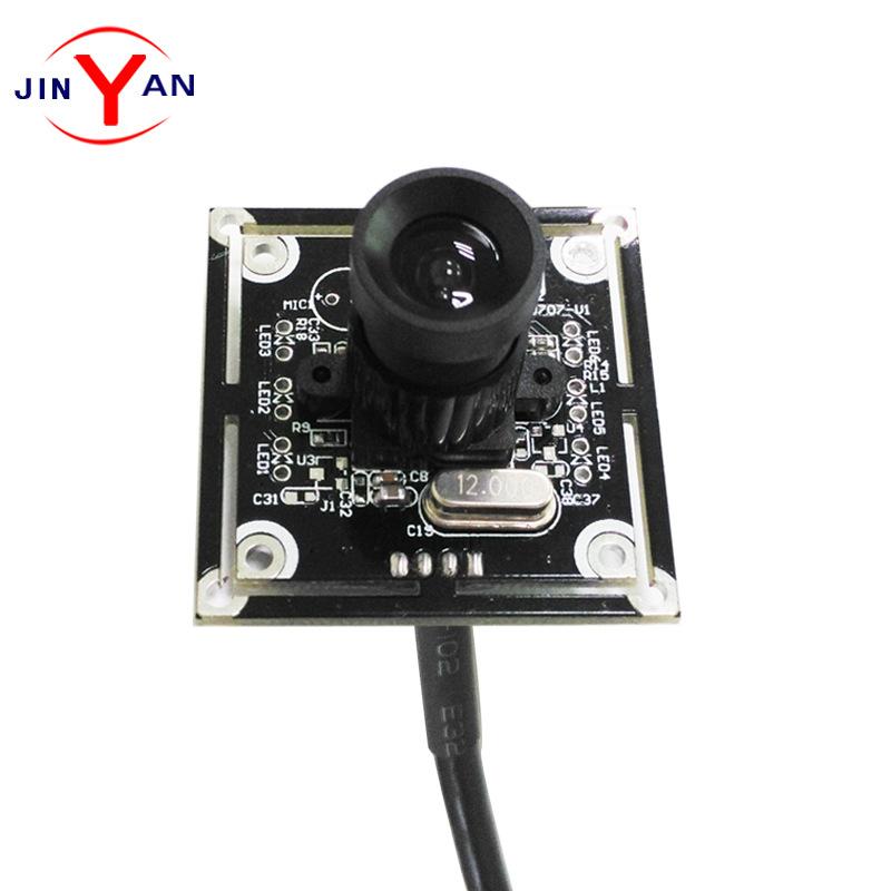 Mô-đun camera USB HD 1 triệu pixel HDP tiêu chuẩn UVC hỗ trợ linux Điện thoại Android OTG