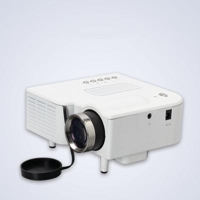 Chiếu mini 080 P HD Đa Phương Tiện LED TV VGA HDMI USB Rạp Hát Tại Nhà Cinema