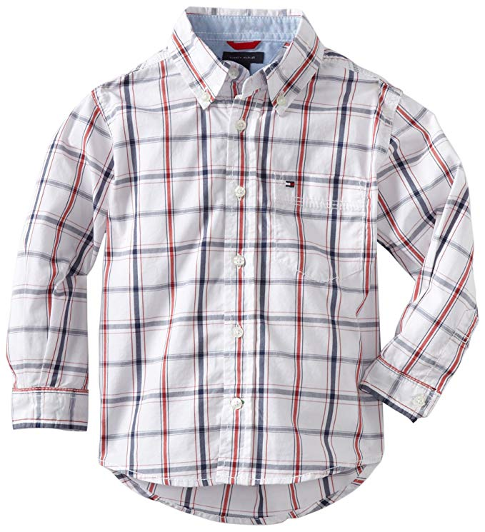 Tommy Hilfiger Little Boys 'Vineyard Shirt