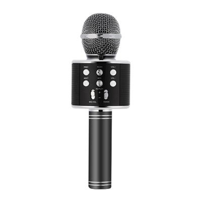 Điện thoại di động karaoke microphone microphone âm thanh microphone k bài hát tạo tác condenser Blu