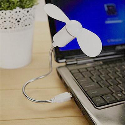 Hot bán các thiết bị nhỏ trong mùa hè Rắn hình USB mini fan ký túc xá sinh viên chèn máy tính xách t