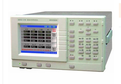 Tsing Chi 8961C2 generator special measuring instrument three phase AC 600V5A0.2 high precision orig