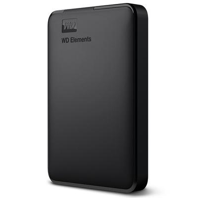 2,5 inch WD Western Digital Elements yếu tố mới 1T / 2T / 4T đĩa cứng di động USB3.0