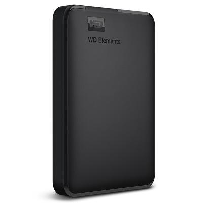 Western Digital WD Phần tử mới 2.5 Inch USB3.0 Ổ cứng di động 2TB WDBUZG0020BBK