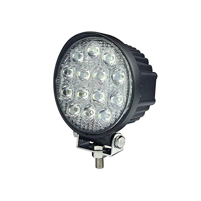 Đèn Pha LED 42W phụ trợ ánh sáng xe .