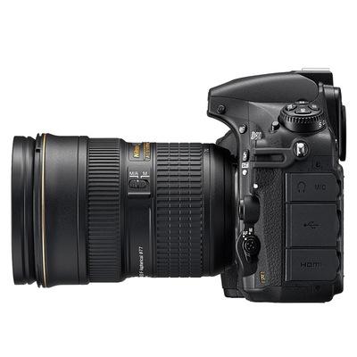 Nikon / Nikon SLR máy ảnh D810 SLR chuyên nghiệp kit 24-120 GPS full frame