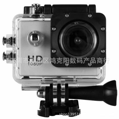 Máy ảnh thể thao SJ4000 mới không thấm nước 30 mét HD 720P thể thao kỹ thuật số camera 2.0 màn hình