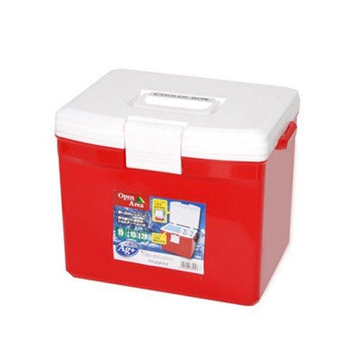IRIS Alice thân thiện với môi trường nhựa cách nhiệt tủ đông CL-15 đỏ (thịt nướng cá dã ngoại dã ngo