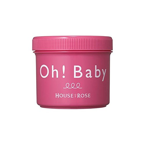 Ngôi nhà của hoa hồng Oh! Baby Silk Essence Body Scrub 570g