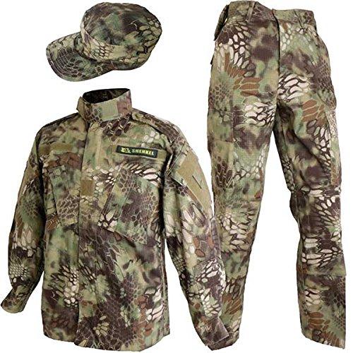 Thời trang mũ và quần áo lính SHENKEL bdu-kmd01-M