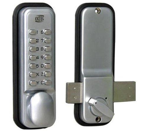 Khóa An Ninh : khóa cửa phòng bằng mật khẩu Thông minh .