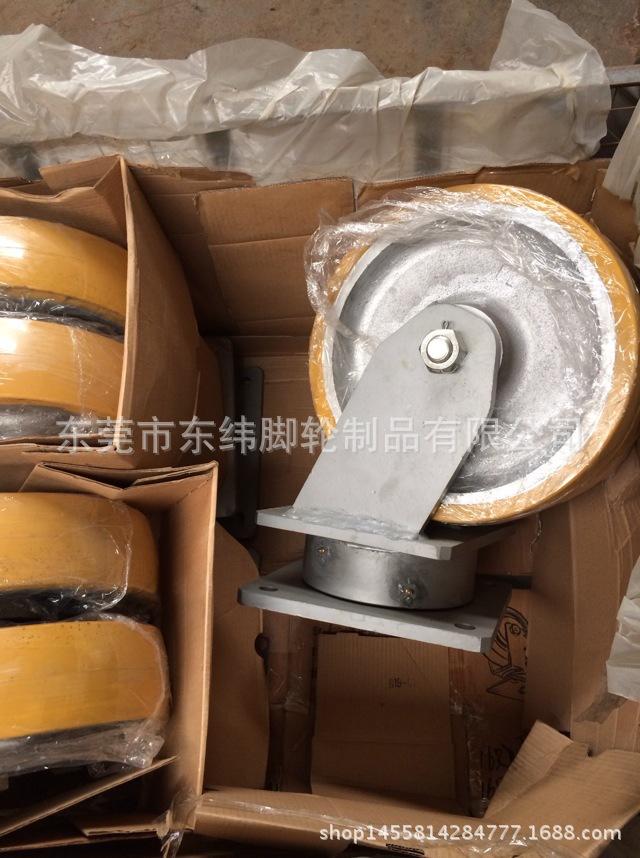 Giá sản xuất bánh xe bánh chịu lực siêu nặng phổ 5~20 Tấn Mài mòn không tróc