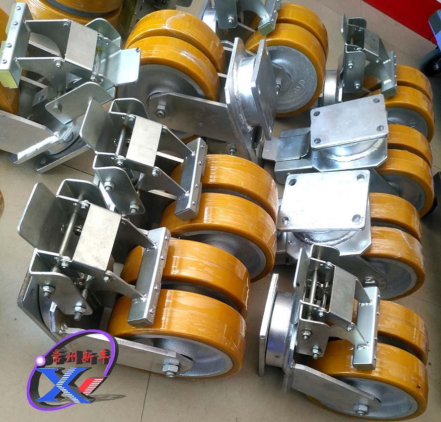 Cung cấp bánh xe siêu nặng siêu nặng 10T tải Castera