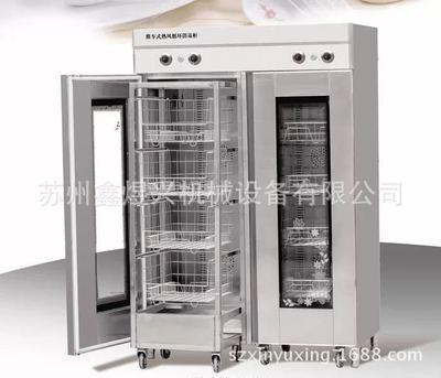 Nhà máy trực tiếp cửa kép tủ khử trùng bằng thép không gỉ, giỏ hàng loại tủ khử trùng, khách sạn khá