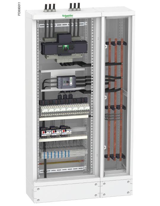 Schneider/ hộp phân phối phân phối phân phối Prisma iPM tủ đĩa
