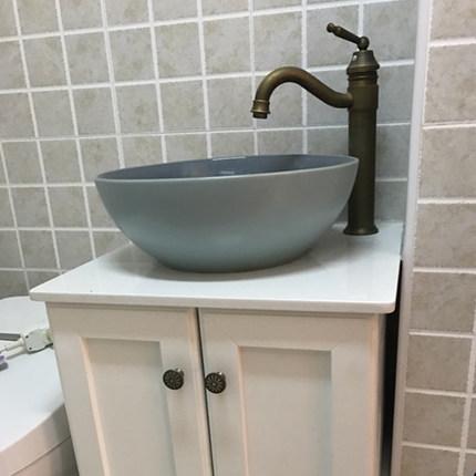 Moyer lưu vực Mỹ trên lưu vực truy cập vòng lưu vực nghệ thuật gốm rửa phòng tắm chậu rửa tay nhà