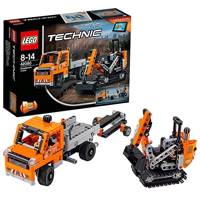 Bộ lắp ghép mô hình xe LEGO