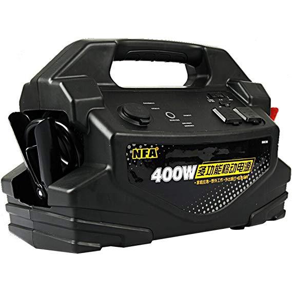 NFA New Fox 400 Wát xe đa chức năng khẩn cấp xe di động cung cấp điện 12 V / 220 V cung cấp điện 860