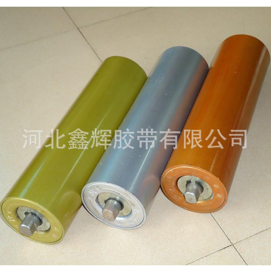 Wholesale direct selling polymer conveyor idler roller parallel friction roller belt conveyor powerf