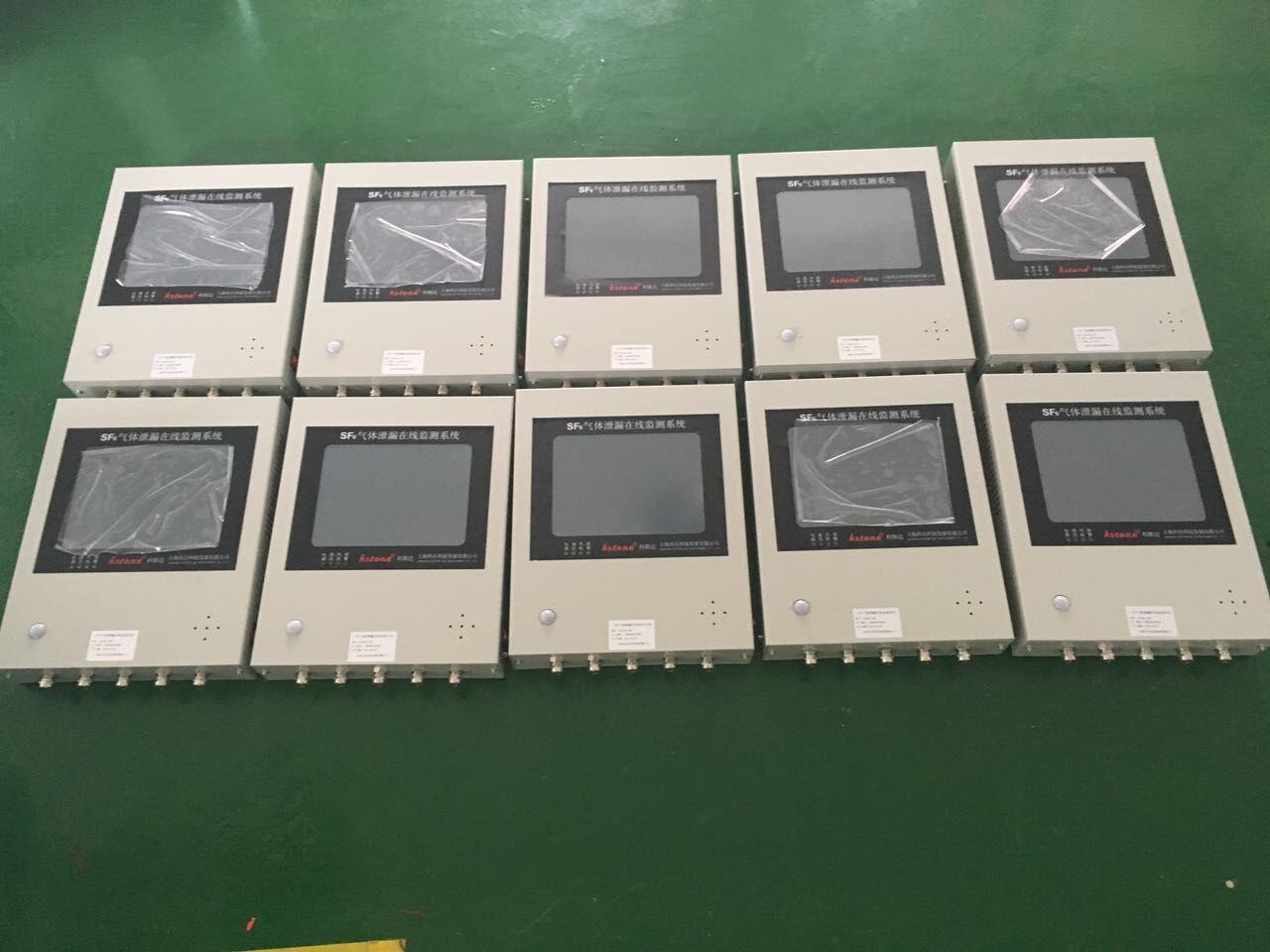 Nhà ga xép SF6 môi trường hệ thống giám sát rò rỉ ga xép hộp phân phối online
