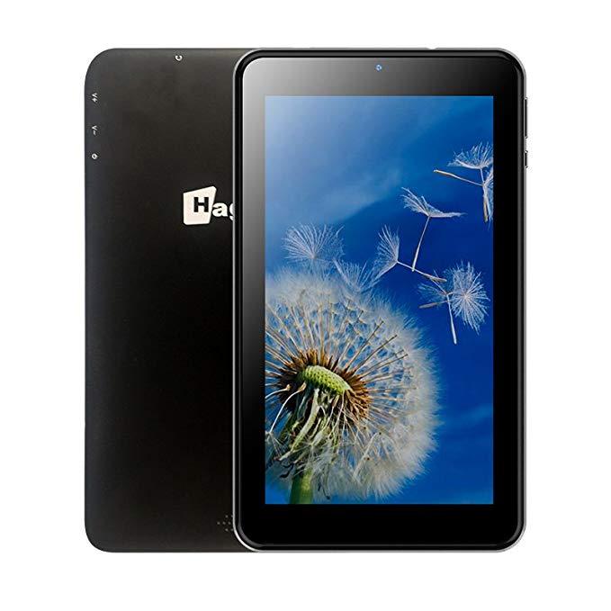Haglie X70 quad-core tablet IPS HD trọng lượng nhẹ trẻ em học tập trò chơi giải trí tablet 1 Gam + 8