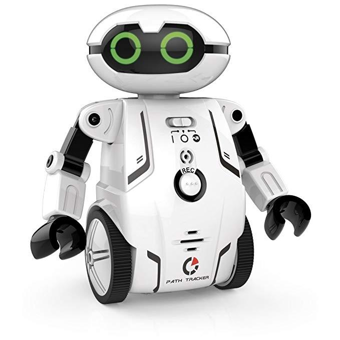 Rocco Đồ chơi 88044 - Labyrinth Breaker - Đồ chơi tương tác Robot, đa dạng, trắng