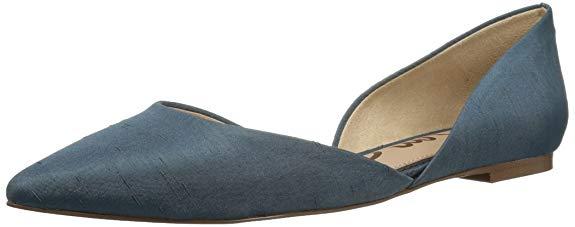 Giày búp bê da cao cấp dành cho nữ , Thương hiệu : Sam Edelman .