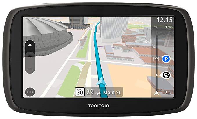 Hệ thống Điều hướng và định vị GPS khi lái xe Ôtô .