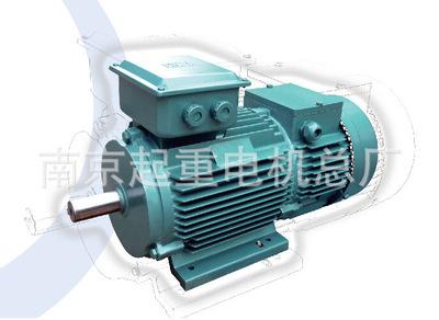 Lin Feng exhibits YZR3--400L2 non standard lifting motor Nanjing crane motor