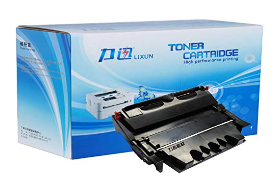 Hộp mực Lixun Lexmark T610H (dành cho máy in laser Lexmark Lexmark T610 / 612/614)