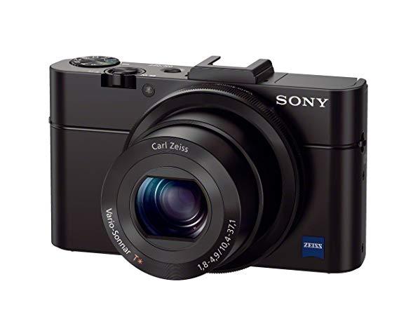 Sony Sony DSC-RX100 M2 Máy ảnh kỹ thuật số Black CardTM