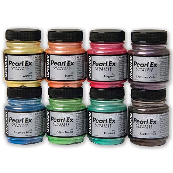 Pearl Ex sắc tố Chroma 8 màu Set