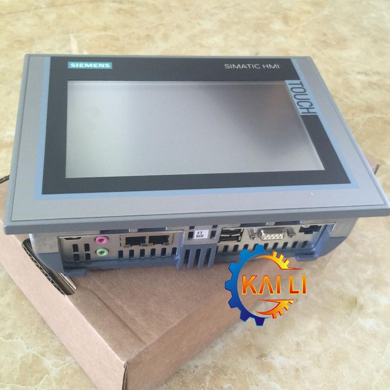 Hiện trường 6AV2124-1QC02-0AX0 Siemens cung cấp giao diện KP1500 bấm máy bay 15.4 inch.
