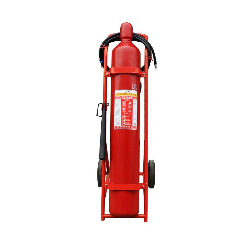 Các nhà sản xuất thiết bị chữa cháy xe đẩy thức carbon dioxide bình chữa cháy 2kg/3kg/5kgCO2 bình ch