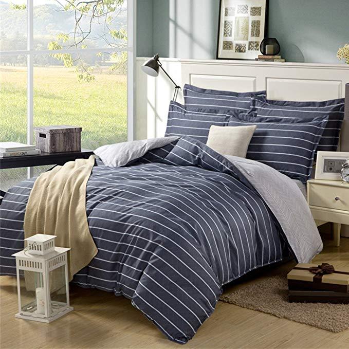 Bộ Drap giường vải poly cotton